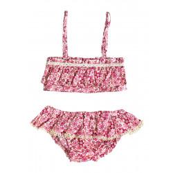 Bikini coton enfant Mila