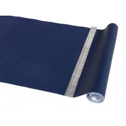 Tissu Simili cuir Bleu marine