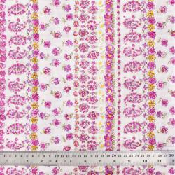 Tissu coton English Roses