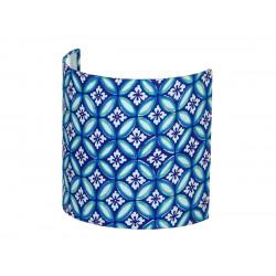 Applique Azulejos bleu