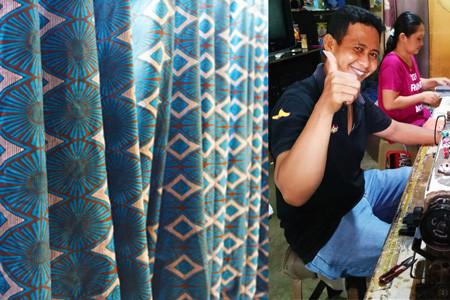 Impressions tissu et collections personnalisées