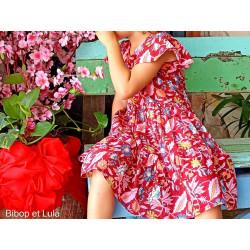 Les robes coton 2-10 ans