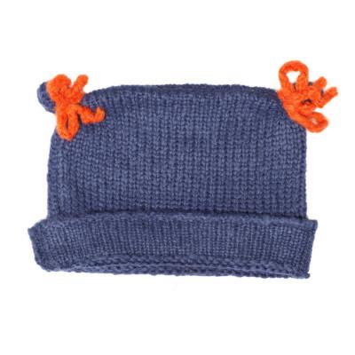 Bonnet bébé laine