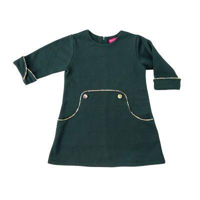 Robe Louisa rétro enfant