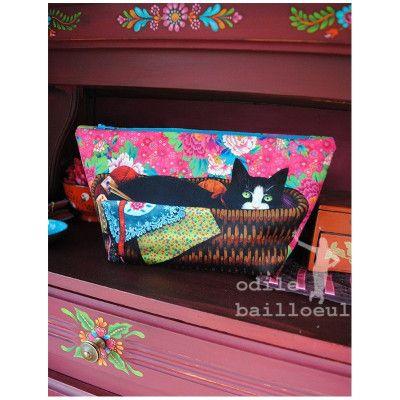 Les Kits de couture Odile Bailloeul