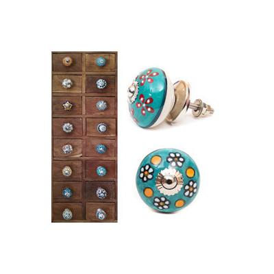 Les boutons de meuble céramique